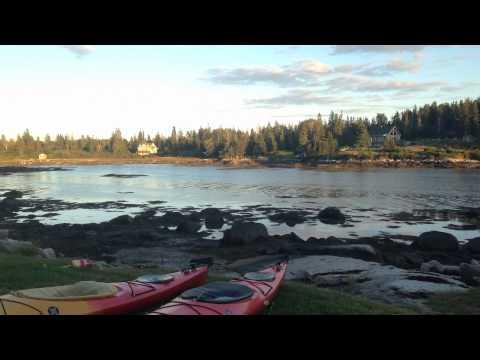 Vinalhaven: Sun, Moon and Tides