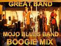 Mojo Blues Band - Boogie Mix - Dimitris Lesini Greece
