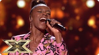 Shan Ako performs Rise Up in sing-off | Live Shows Week 5 | The X Factor UK 2018