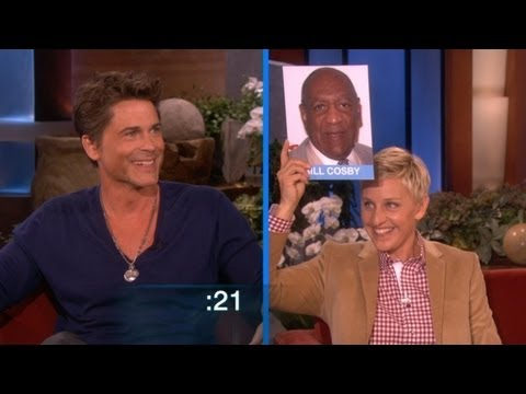 Rob Lowe's Impressive Impressions