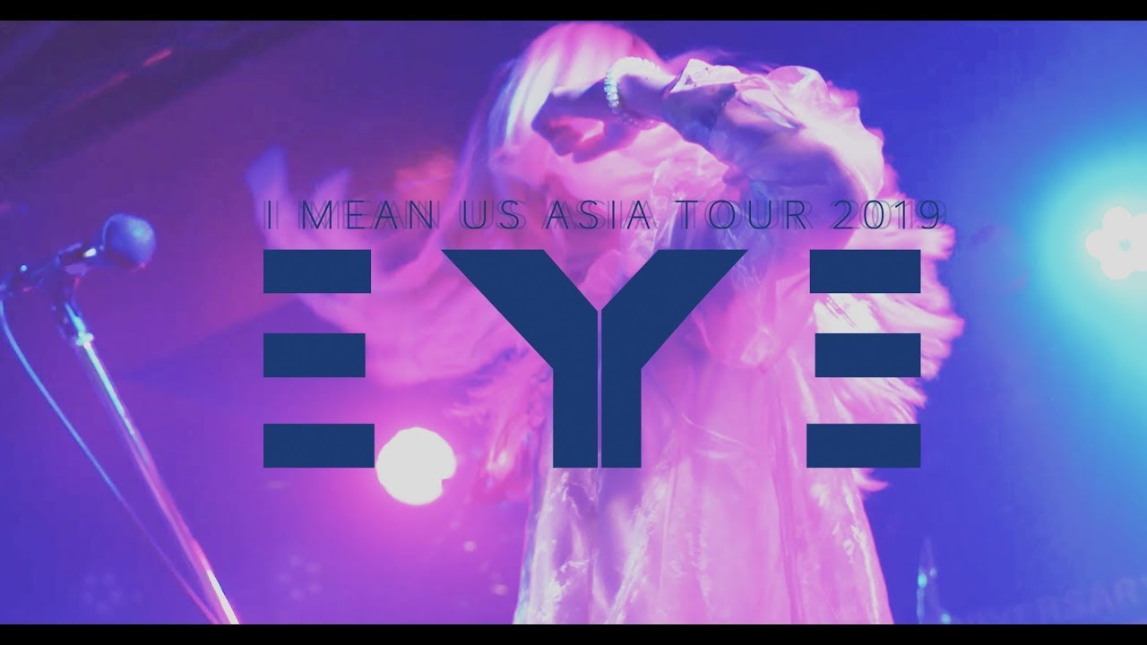 """I Mean Us - 2019.07.22 新代田FEVERでの来日公演から""""Soulмaтe / You So (Youth Soul)""""2曲のOfficial Live Videoを公開 thm Music info Clip"""