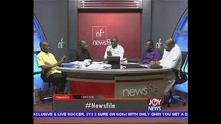 Political Party Financing In Ghana - Newsfile on JoyNews (23-3-19)