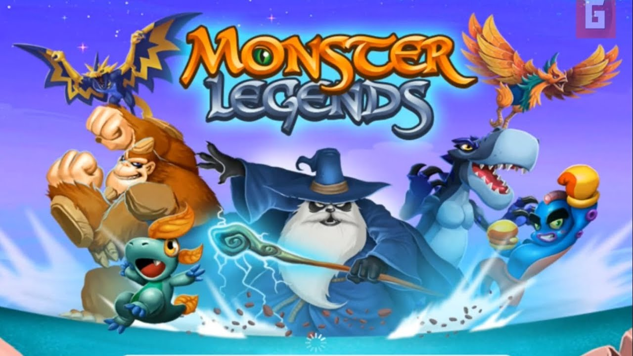 Monster Legends Mobile Gameplay Trailer Hd Youtube