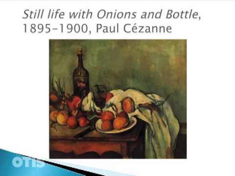 Otis Modern Art 07: Post-Impressionism Part 1: Cezanne's Critique