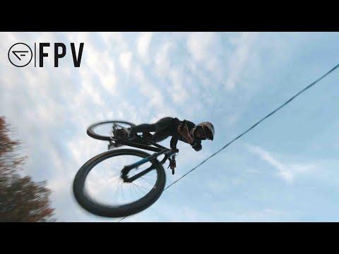 Backflip Session - Follow FPV
