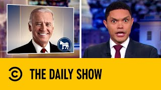 Joe Biden's Tone Deaf Comments On Segregationists | The Daily Show with Trevor Noah