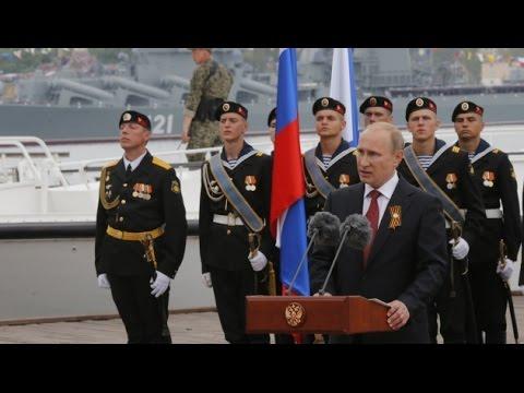 La Flota rusa del mar Negro inicia ejercicios de operaciones antisabotaje.