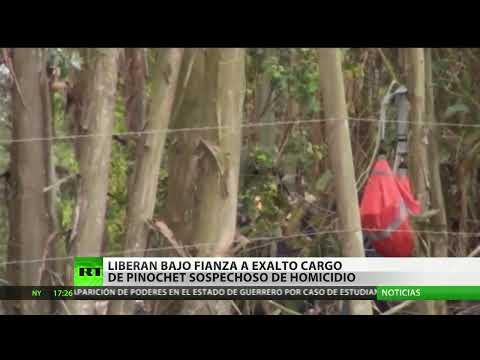 Liberan bajo fianza a un exalto cargo de Pinochet sospechoso de homicidio