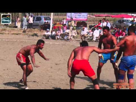 TALWANDI ARAYIAN (Hoshiarpur) Kabaddi Tournament - 2014    HD    Part 1st.