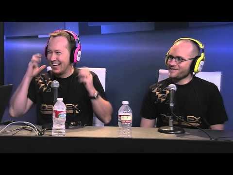 Square Enix Presents E3 2013 - Day3 [#06] - Deus Ex: The Fall Interview
