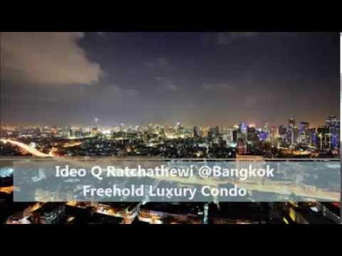 Ideo-Q Ratchathewi @Bangkok, Thailand