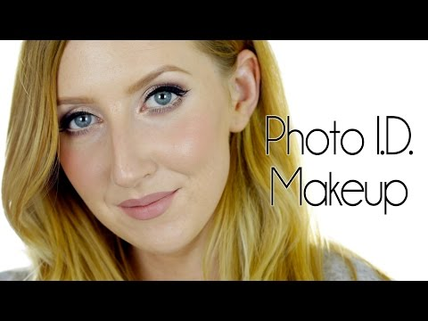 Flattering Makeup for A Passport, License, Or Any Photo ID
