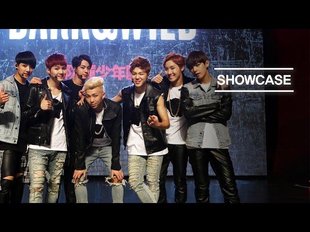 [MelOn Premiere Showcase] BTS(방탄소년단) _ Danger & War of Hormone(호르몬전쟁) & Let Me Know