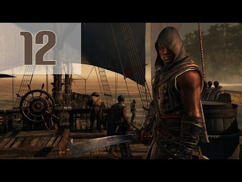 Assassin's Creed IV Freedom Cry - Walkthrough Part 12 - Terrifying Beast [Tom]