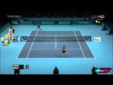 Roger Federer vs Andy Murray - ATP Hot shot