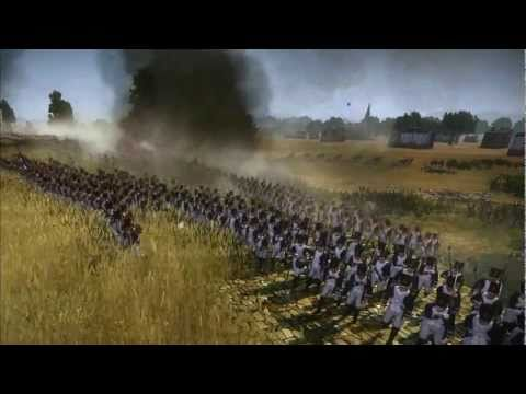 La Bataille de Waterloo 1815 Total War