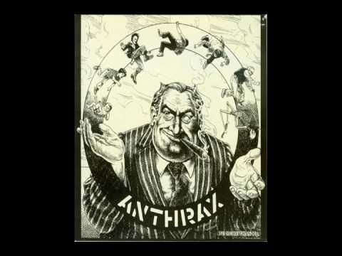 Anthrax - Capitalism Is Cannibalism EP (1982)