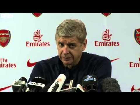 'Wilshere's Goal Better Then Kasami's' - Arsene Wenger