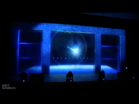 Indoor Projection Mapping - Istanbul