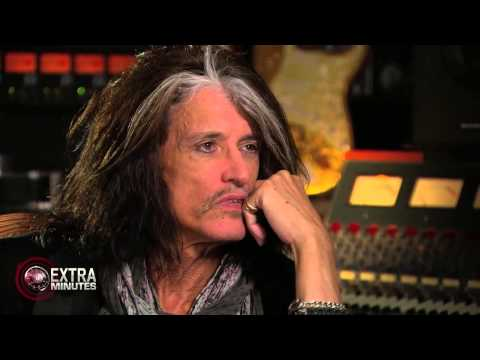 EXTRA MINUTES - AEROSMITH (Extended Interview with JOE PERRY)