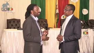 New Minister of Finance and Economic Development in Zimbabwe share his thoughts  On bond notes
