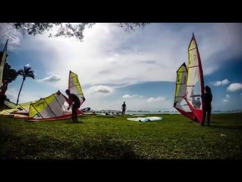 SIM 35th Singapore Open Windsurfing Championship 2016 - Day 3