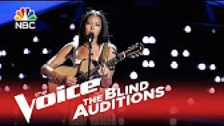The Voice 2015 Blind Audition Amy Vachel 34 Dream A Little Dream Of Me 34