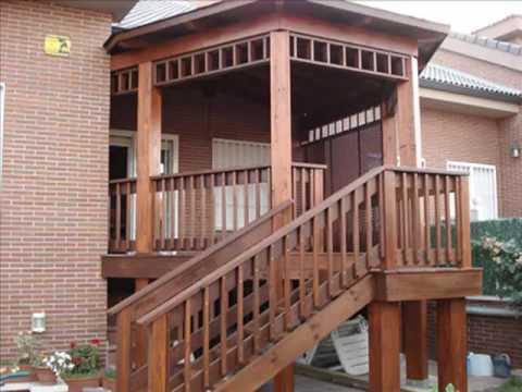 Exteriorismotv - Porches de casas ...