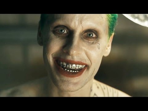 Jared Leto Talks Playing The Joker In Suicide Squad