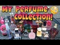 My Perfume Collection - 2017