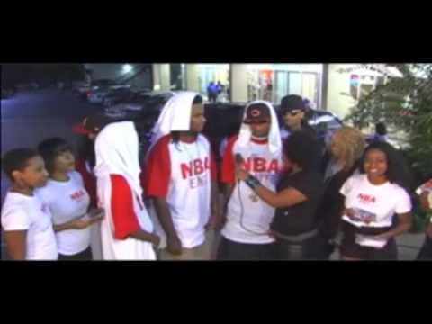 CLIP # 7 FROM THE  2009  NBA ENT  STREET DVD THE TAKEOVER