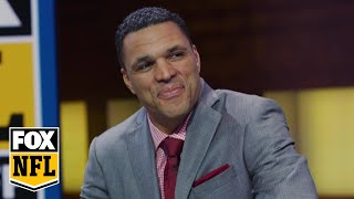 Tony Gonzalez's Transition From the Field to the Studio | VISA | FOX NFL