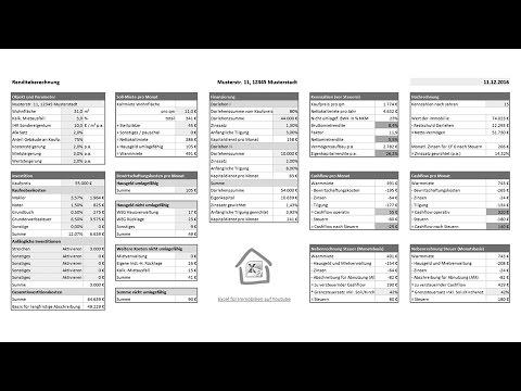 Der Immobilien Deal Optimizer - deine ideale Unterstützung für erfolgreiche Immobilien Investments