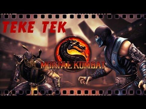 Hoca ile Teke Tek | Mortal Kombat