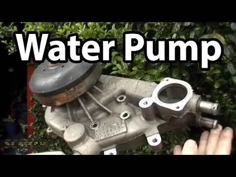 How To Change A Waterpump