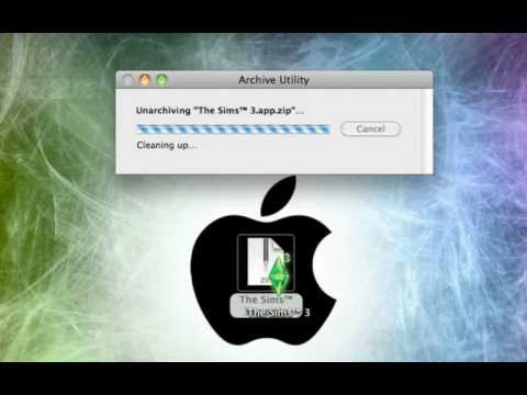 How to get Sims 3 for free on a mac!!! (2012)