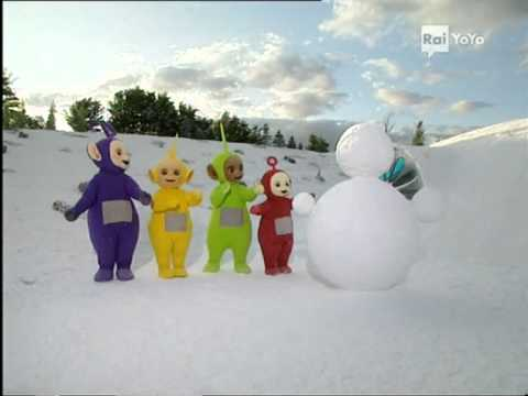 Teletubbies - Sotto La Neve.mpg video