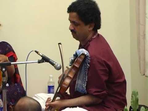 Ratna Kanchuka Dharini - Part 2 - Alapana (Violin)
