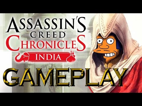 PRIMER GAMEPLAY - ASSASSINS CREED INDIA