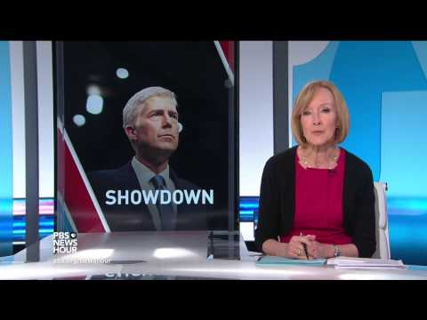 Senate Debates Gorsuch, Heading Into Possible Nuclear Face-off