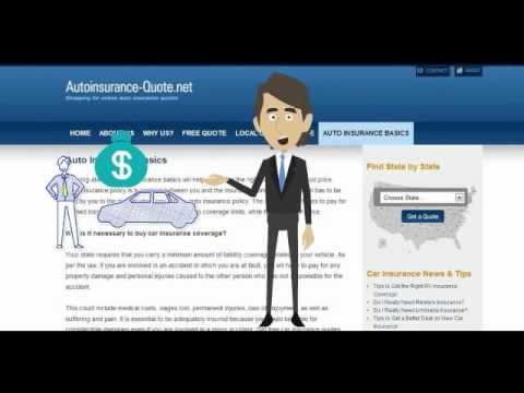 Auto Insurance Basics - Video Guide
