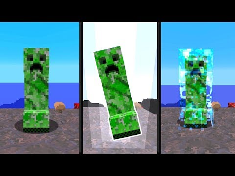 ТОП 5 САМЫХ РЕДКИХ ЯВЛЕНИЙ В МАЙНКРАФТЕ [ТопПВП Minecraft]