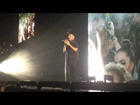 The Weeknd, Jhene Aiko & Schoolboy Q Kick Off 'King Of The Fall' Tour