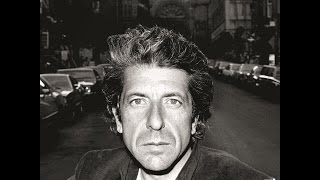 Watch Leonard Cohen Field Commander Cohen video
