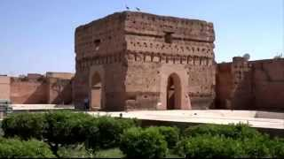 best of marrakech city morocco 2015