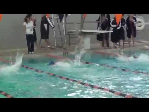 Sydney Hackwell - Event 7 Girls 50 SC Meter Freestyle