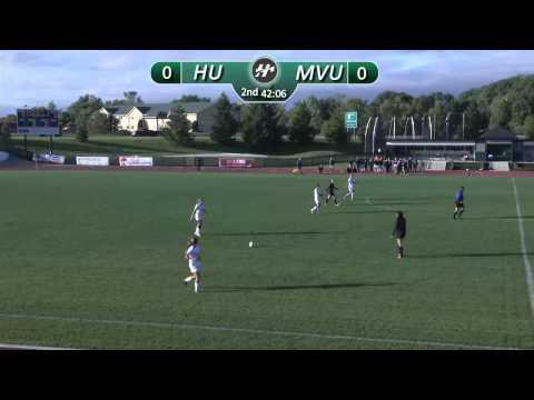 HU Women's Soccer vs. Mount Vernon Nazarene University