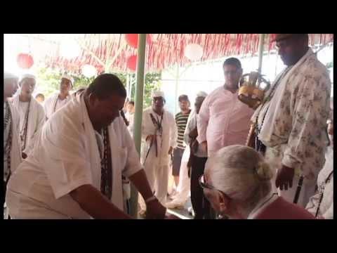 Guarda de Moçambique São Benedito do Reino de Nossa Senhora do Rosário de Prudente de Morais-MG