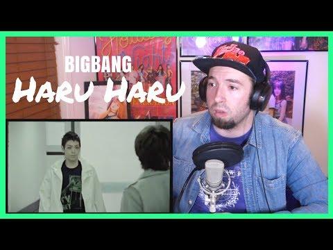 MUSICIAN REACTS   BIGBANG - 'Haru Haru' MV Reaction   JG-REVIEWS: KPOP