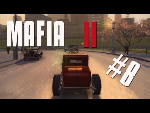 Mafia 2 cz let s play facecam sk 8 rýchle autá a rýchla